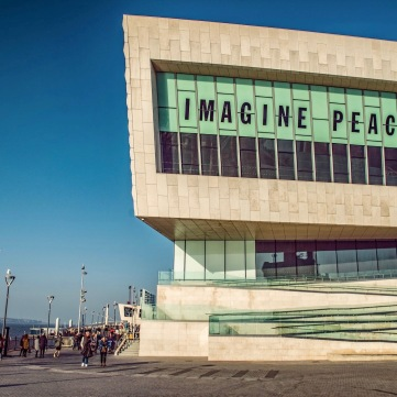 Imagine Peace at the Museum of Liverpool