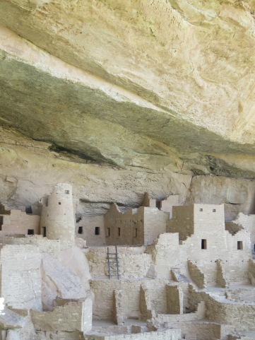 Mesa Verde Cliff Palace Buildings 1