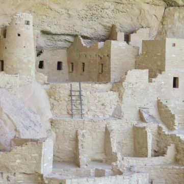 *Mesa Verde Cliff Palace Buildings 4