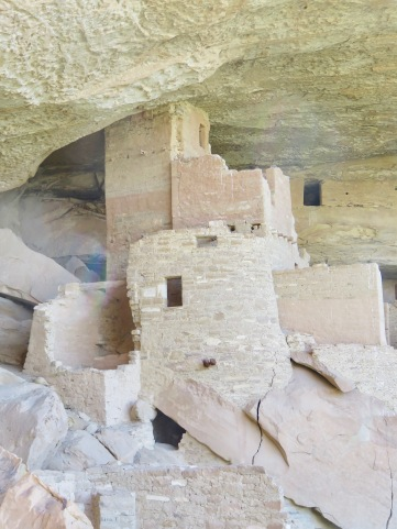 *Mesa Verde Cliff Palace Buildings 5