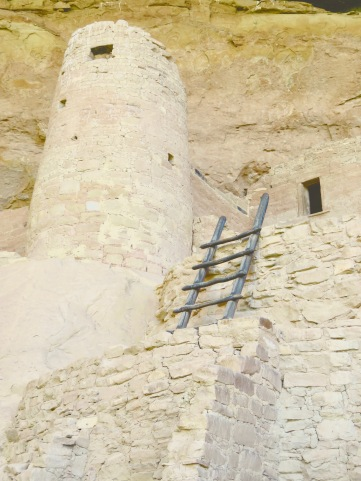 Mesa Verde Cliff Palace Buildings 7