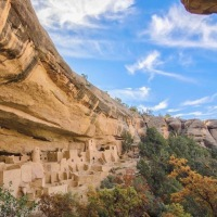 Mesa Verde's Ancient Puebloans : Living on the Edge … Then Not
