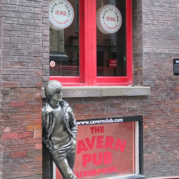 The Cavern Club where the Beatle's UK popularity started.