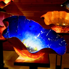Chihuly multicolored flares 2