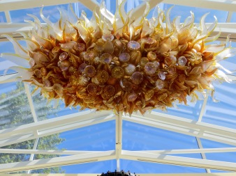 Chihuly Chandelier 2