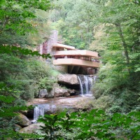 Plunging into Fallingwater: Frank Lloyd Wright's Masterpiece